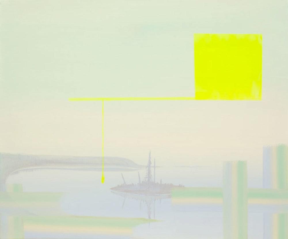 Yellow - Lake of the Woods (Interweave Series)