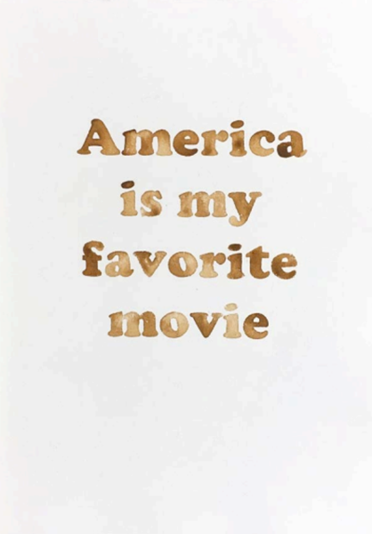 America Is My Favourite Movie