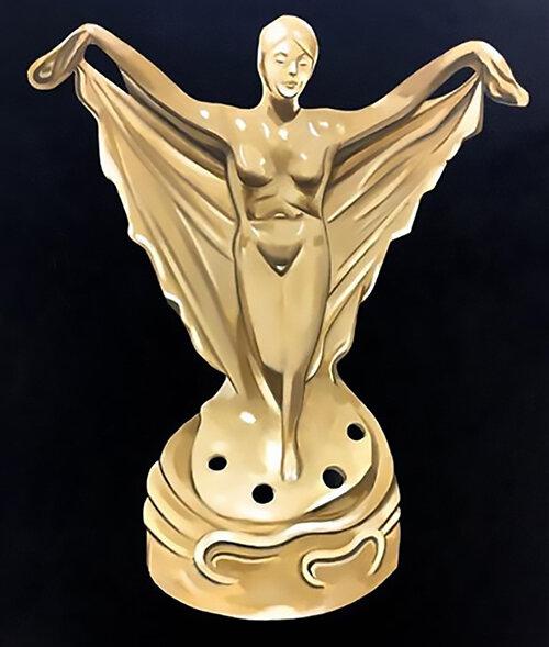 Ebay Missed Connection: Vintage German Nymphaneum Figurine Circa 1920