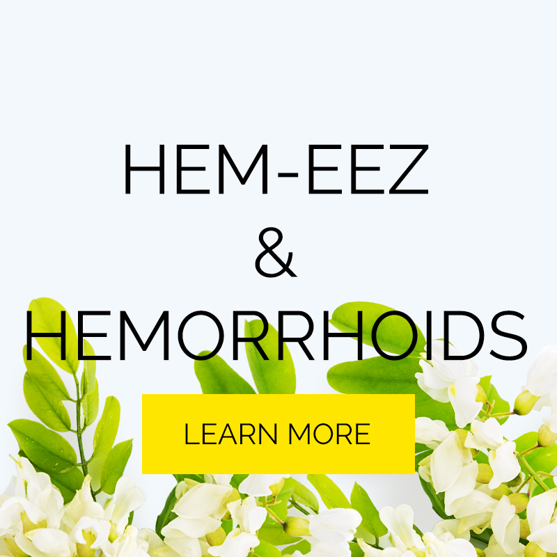 Hemeez and Hemorrhoids