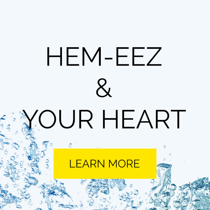 Hem-eez and Your Heart