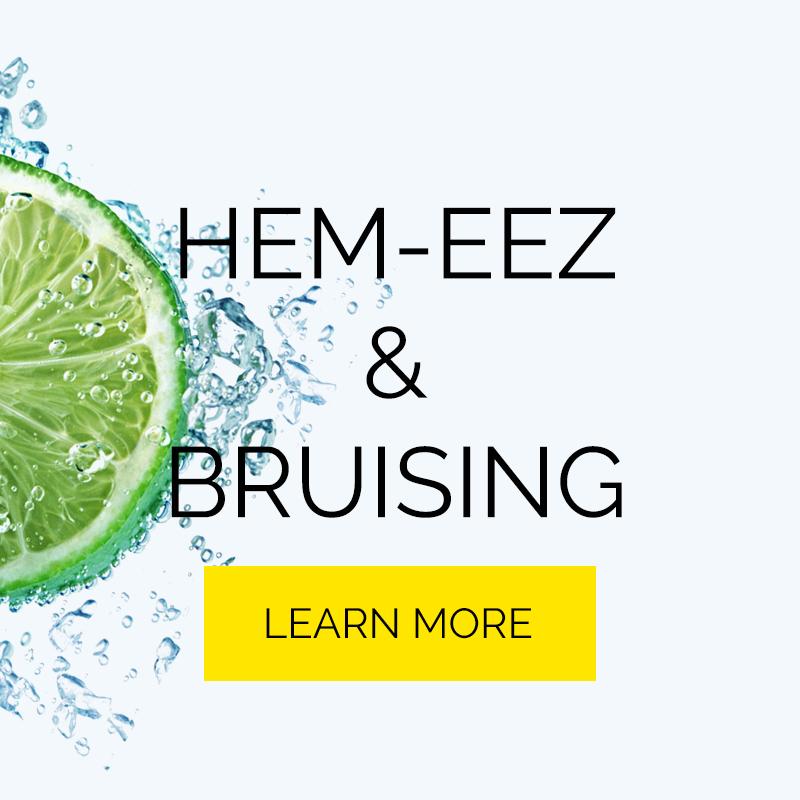 Hem-eez and Bruising