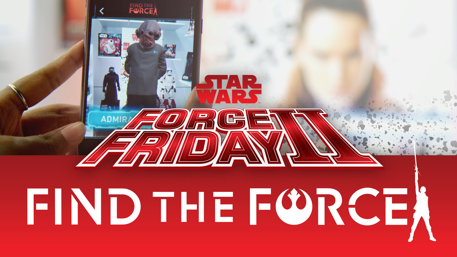 CLICK IMAGE ABOVE FOR SOME PRESS ON FIND THE FORCE + FFII