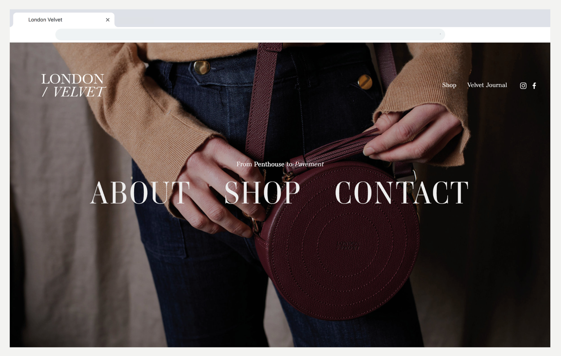 LV Website