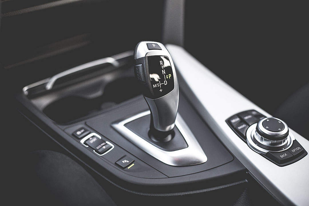 Copy of Copy of BMW Interior Gearshift
