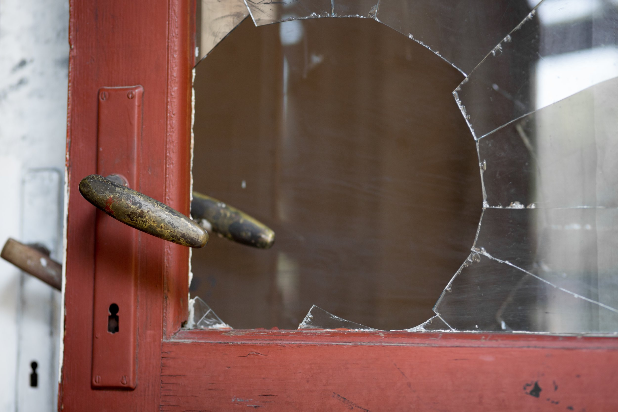 THEFT & VANDALISM - No matter how many steps you take to protect your home or business,   vandalism and theft can still occur. Even small damages can be   deceptively expensive.