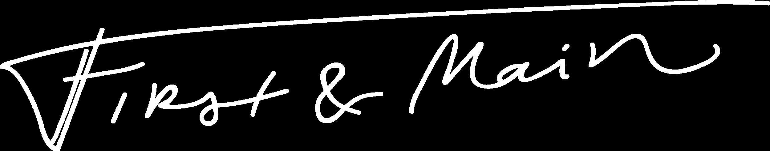 First & Main Logo White.png