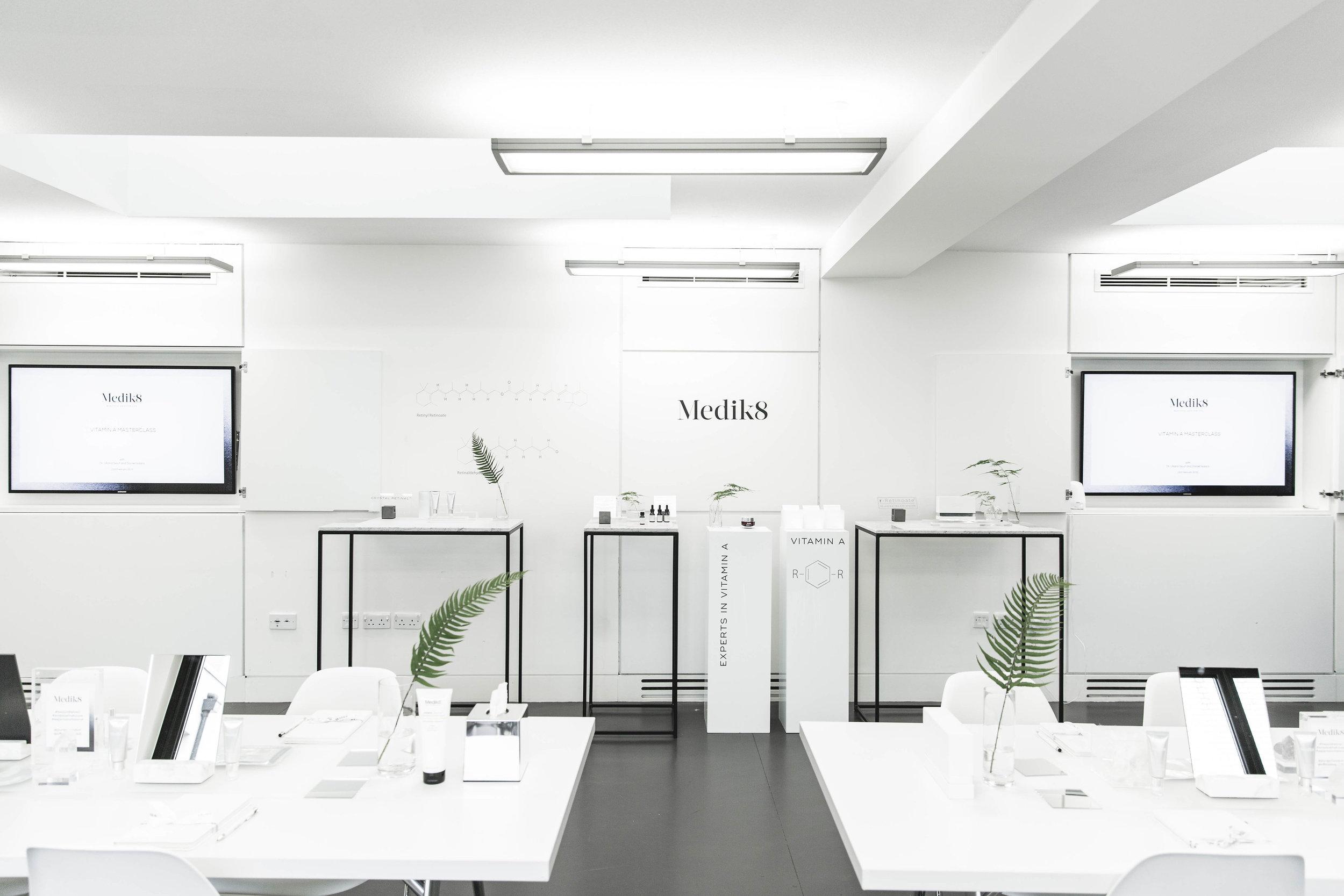 PREVIOUS / Medik8 - Product launch
