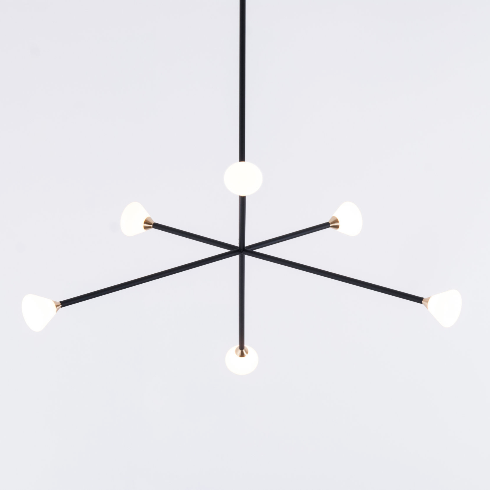 Nova Chandelier 6 Lights