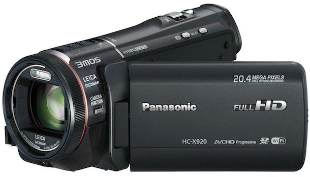 Panasonic V720 Video Camera -
