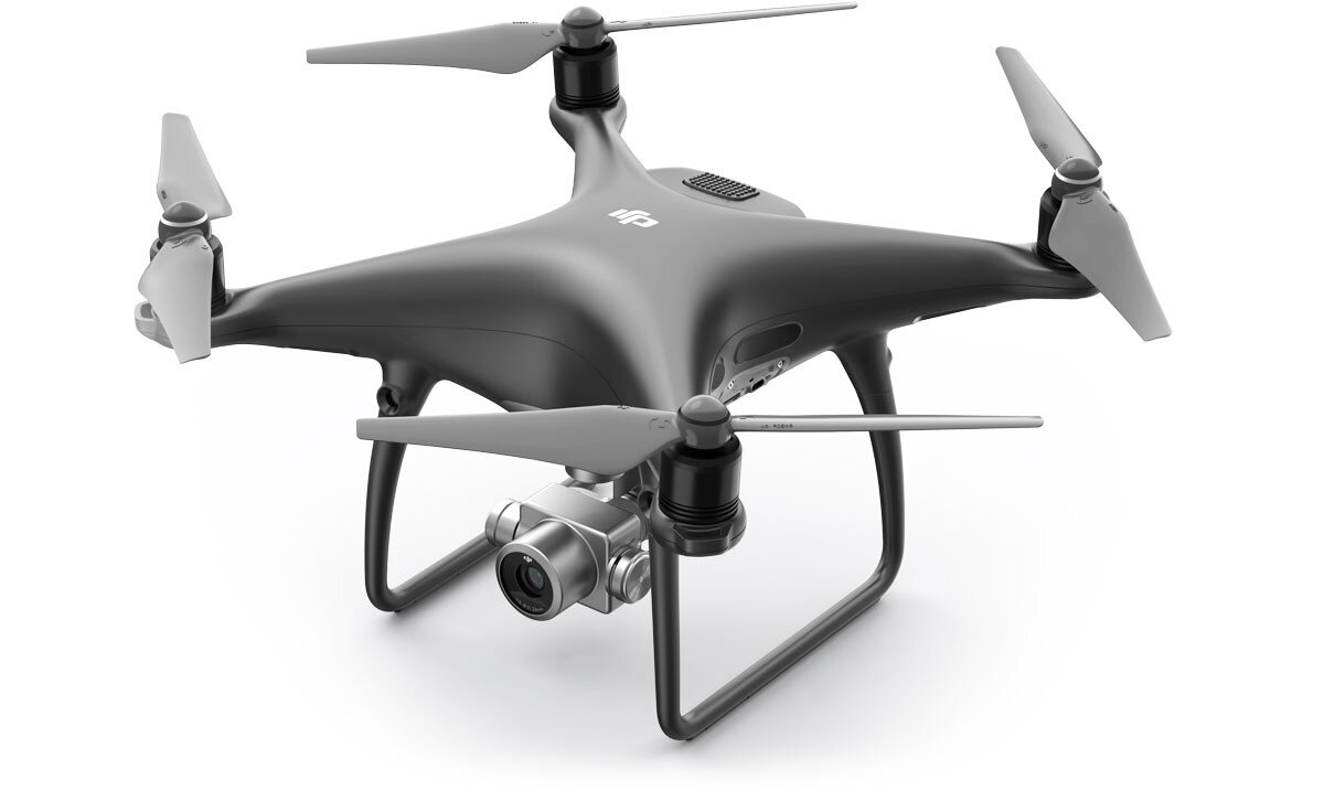 Phantom 4 Drone+* - *To fly Phantom 4 Drone+ you must have a license with the FAA or be in the presence of someone with a license