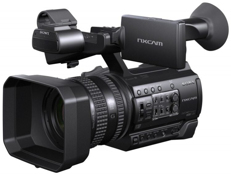 Sony NXCAM Camcorder -