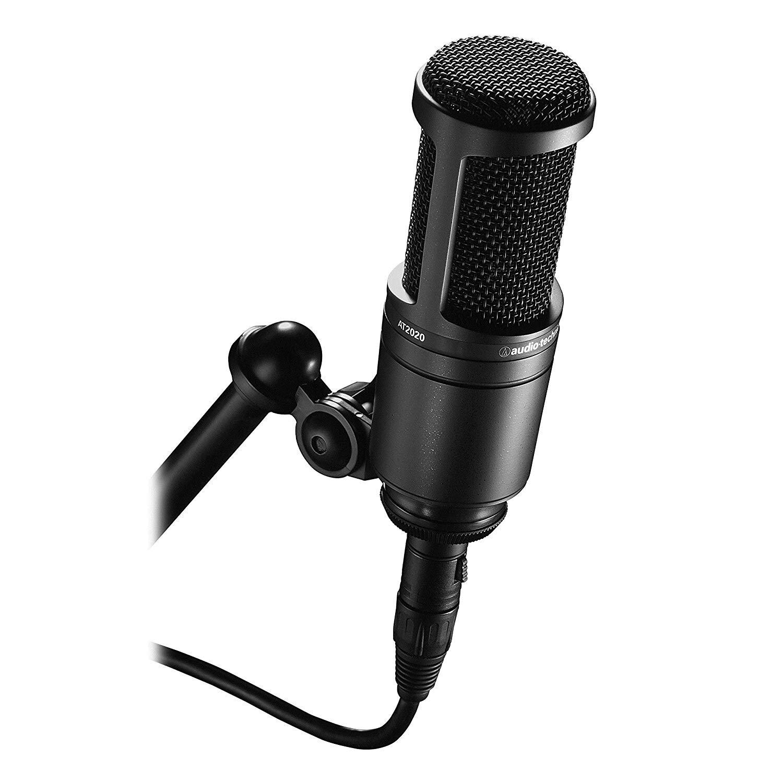 AudioTechnica 2020 Microphones -