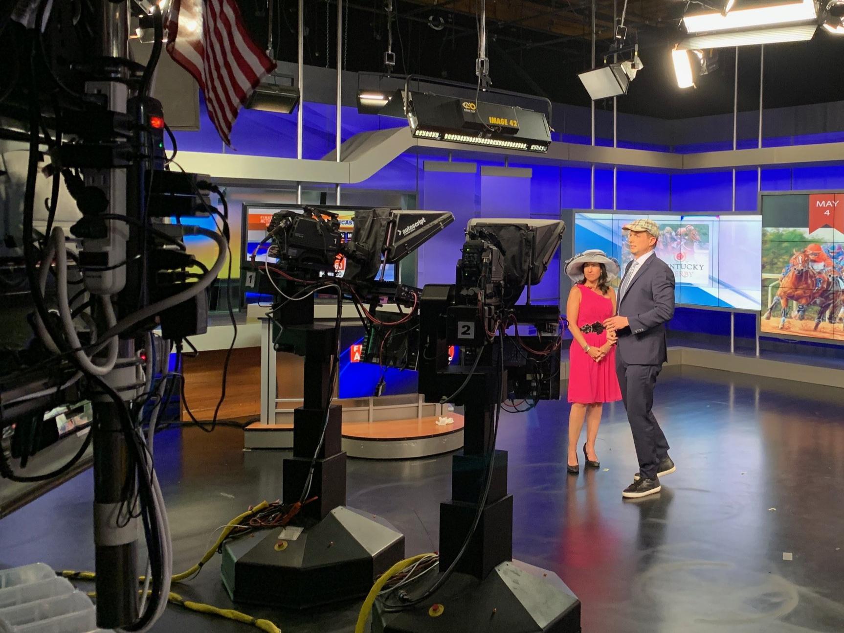 Denver7 TV Studio