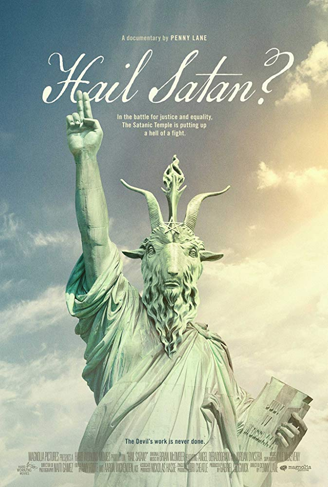 Hail Satan? - A Documentary by Penny LaneMotion Graphics by Kaleida StudioGraphics Designed and Directed by Julie GratzGraphics Artists: Julie Gratz & Ivo StoopOfficial Film WebsiteOfficial Selection at Sundance 2019Official Theatrical Release April 19th, 2019Chronicling the extraordinary rise of one of the most colorful and controversial religious movements in American history, Hail Satan? is an inspiring and entertaining new feature documentary from acclaimed director Penny Lane (Nuts!, Our Nixon).