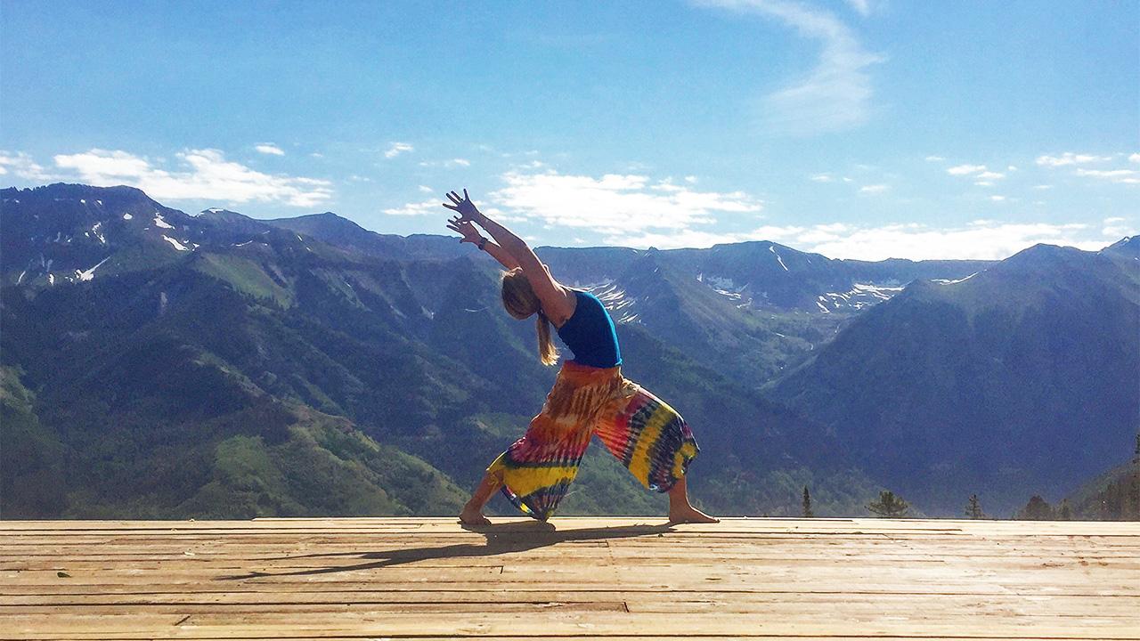 Telluride Blues & Brews Festival   2018 Yoga Sessions