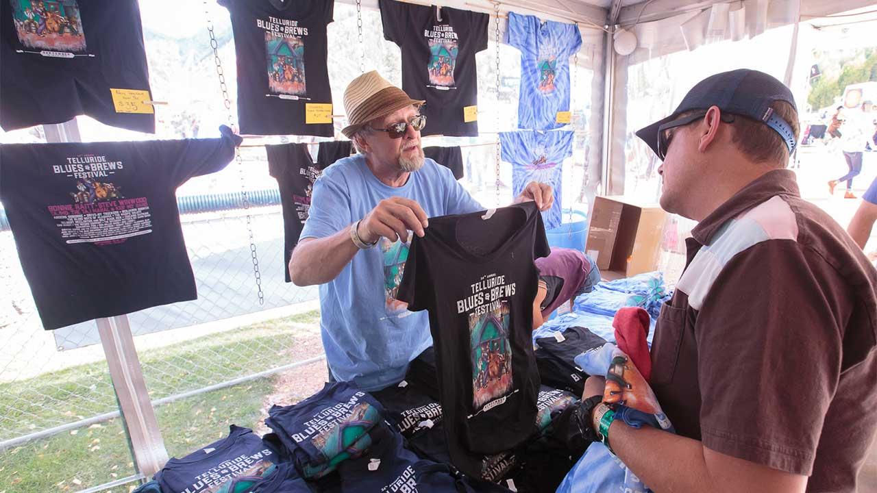 Telluride Blues & Brews Festival | Volunteers