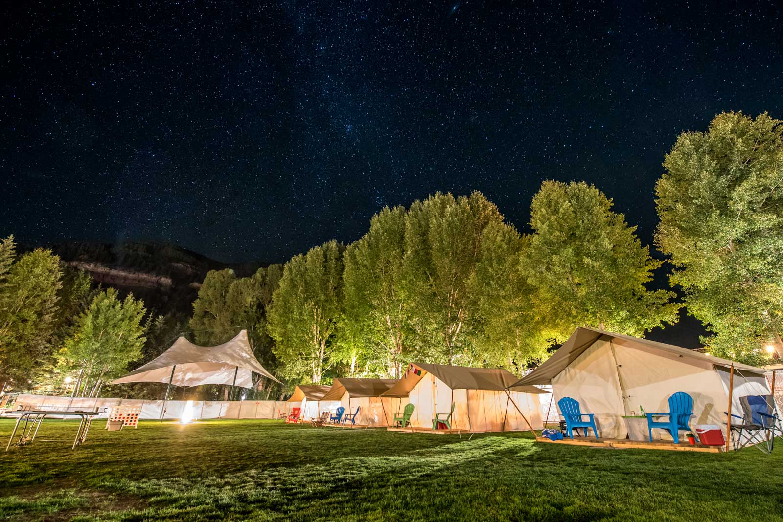 Telluride Blues & Brews Festival | Glamping