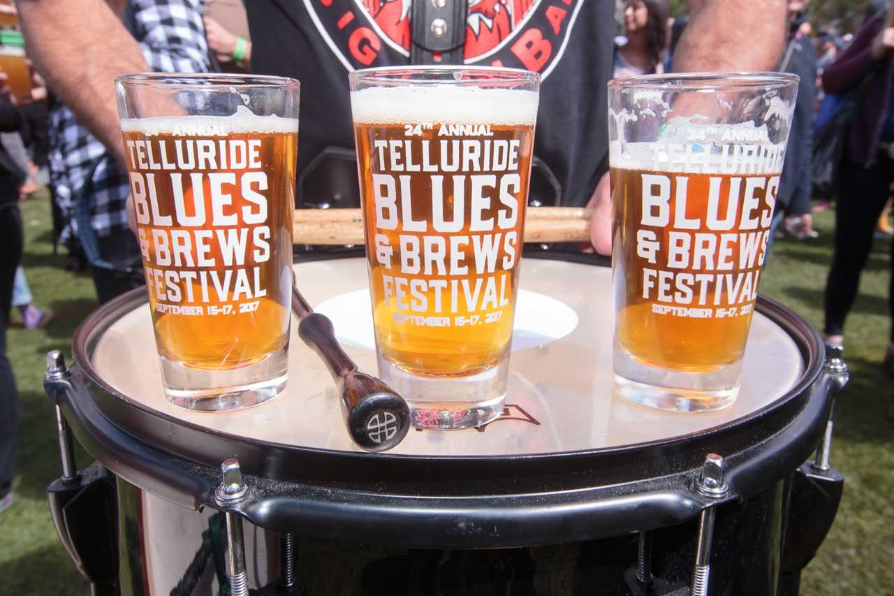 Telluride Blues & Brews Festival | The Beer
