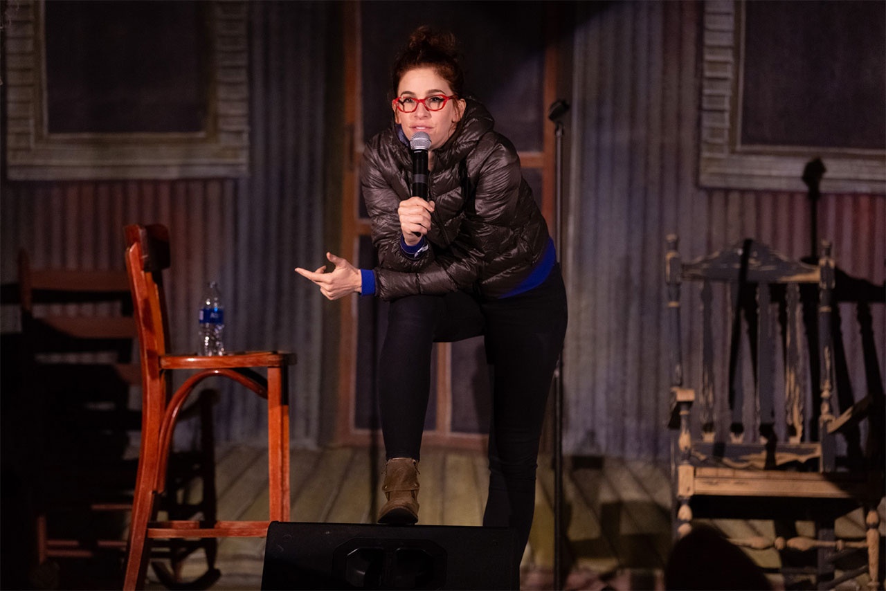Telluride Blues & Brews Festival | Stand-Up Comedy