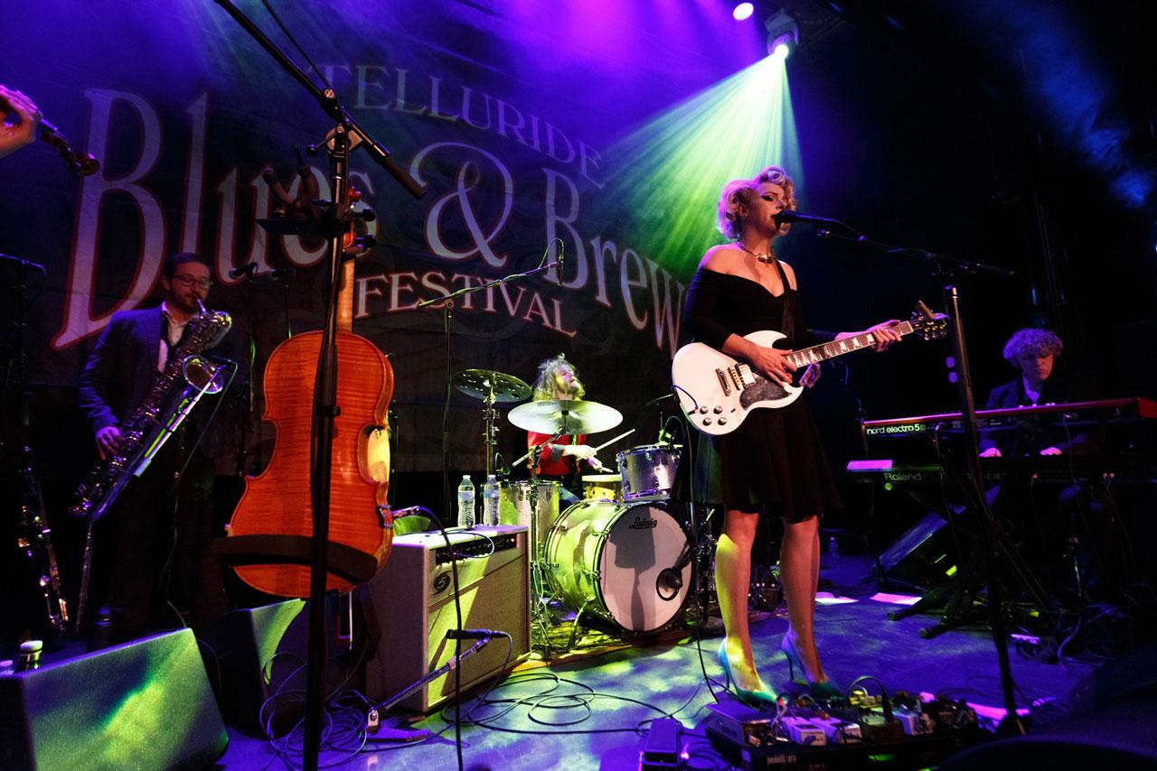 Telluride Blues & Brews Festival | Fais Do Do