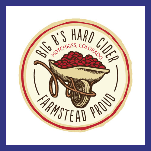 Big B's Hard Cider   Telluride Blues & Brews Festival