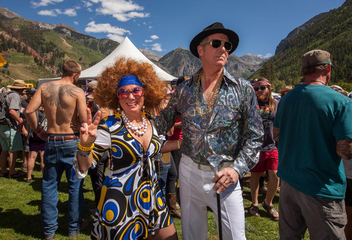 Telluride Blues & Brews Festival | Woodstock Costume Party
