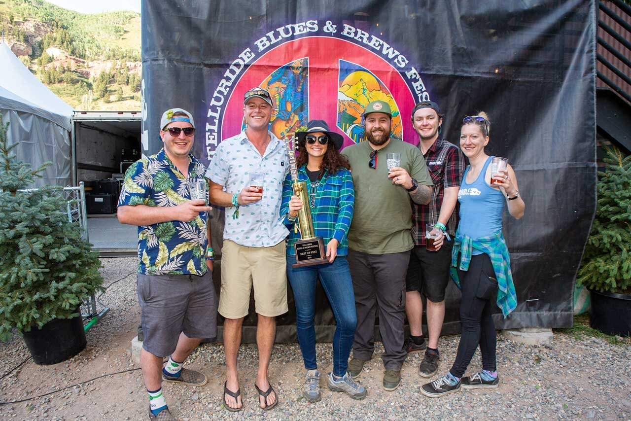 Telluride Blues & Brews Festival | 2019 Best Of Fest Winner