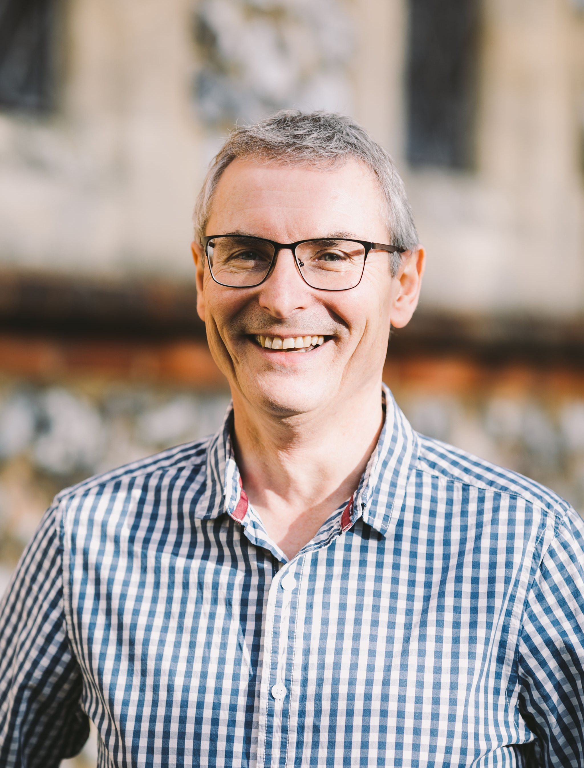 Paul Taylor - Vicar (church leader) - Paul has led churches in Basingstoke and Salisbury before coming to lead St Matthew's in 2018. Paul was originally a building surveyor and still enjoys DIY, especially demolition! He is married to Lynn and they both love Worthing, for the local people who are so welcoming, the South Downs walking, and the sea where Paul can be seen falling off his paddle board!
