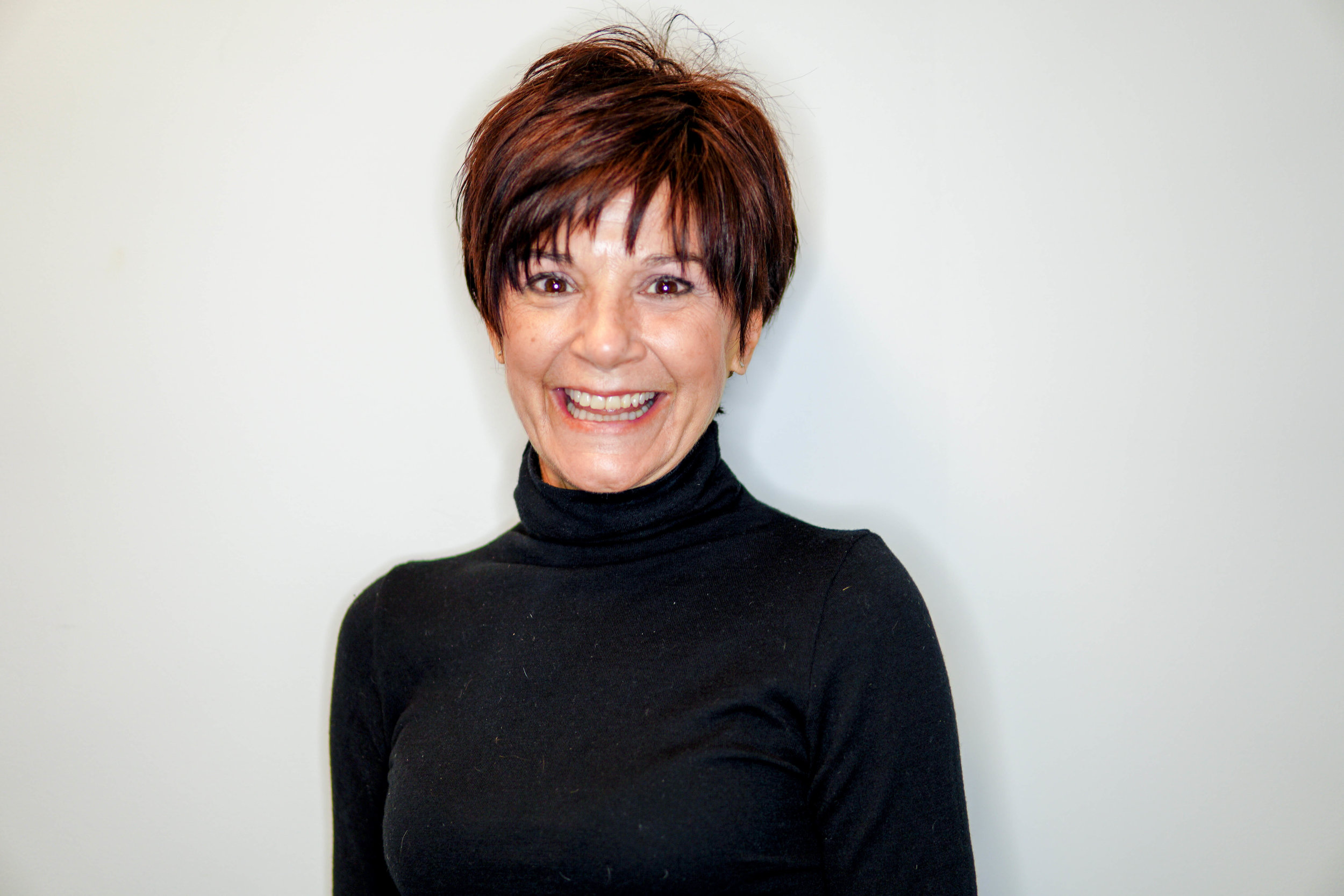 marilyn - senior stylist, ownerWhat would you tell your 5th grade self?Stick with piano lessonsWhat's your favorite place on earth?Cabin in Northern SaskatchewanWhat are three words that describe you bestEnergetic, funny, & warmIf you were a flower, what would you be?A tulipWhat is your favorite movie?Mrs Doubtfire or Man in the Moon