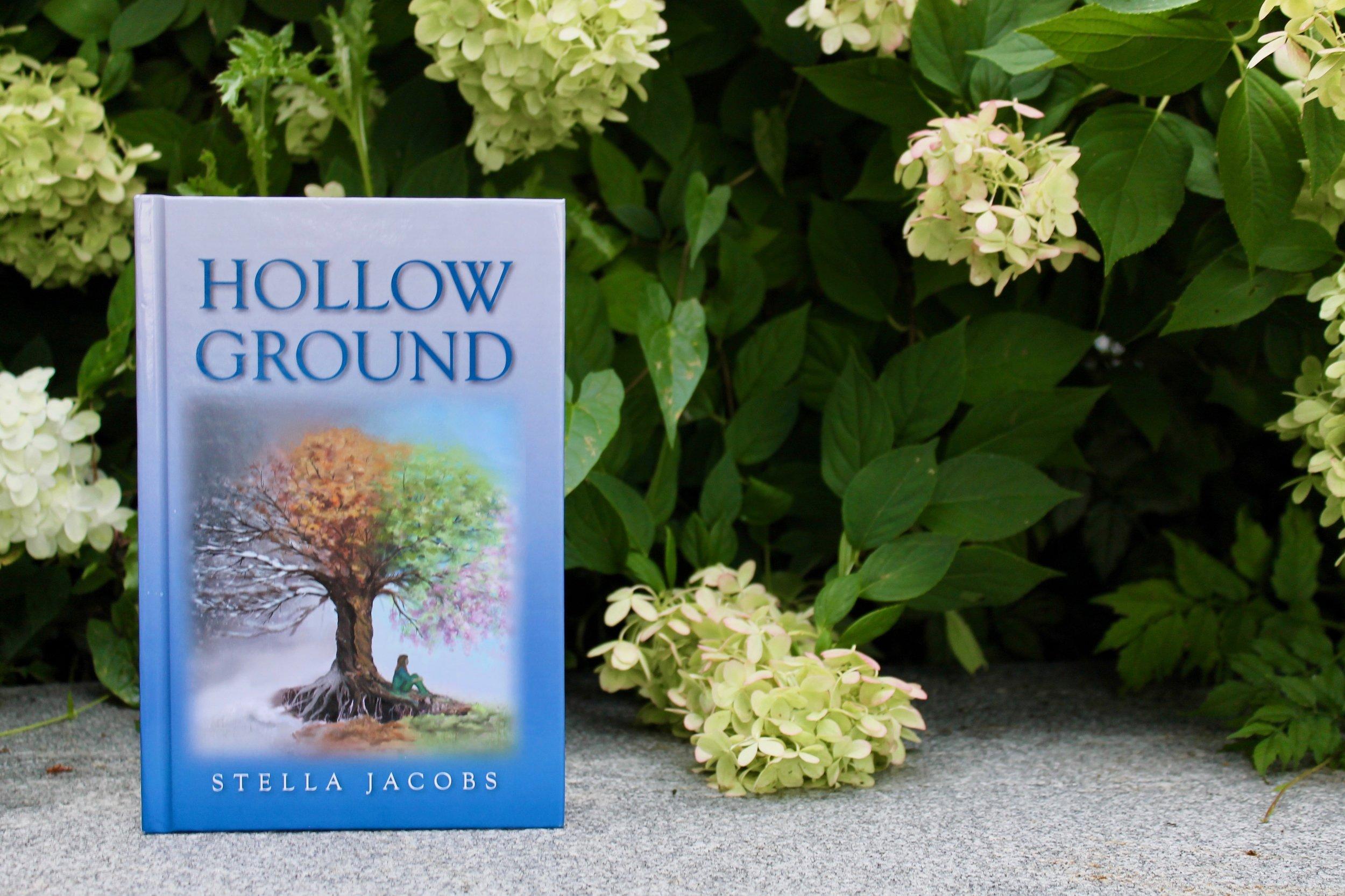 Book — Stella Jacobs, Author