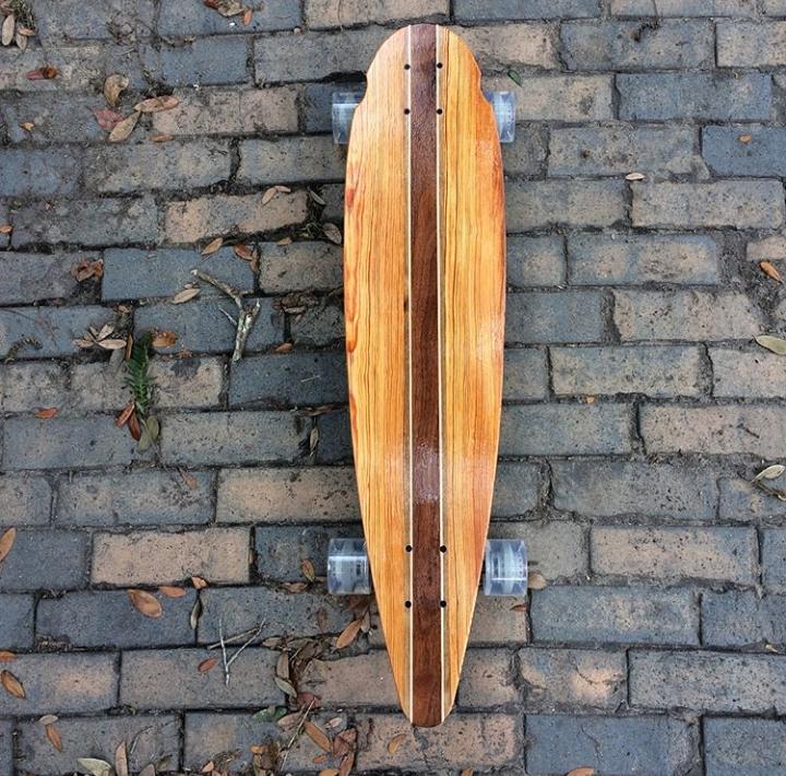 Copy of Skateboard by Mossing Studios
