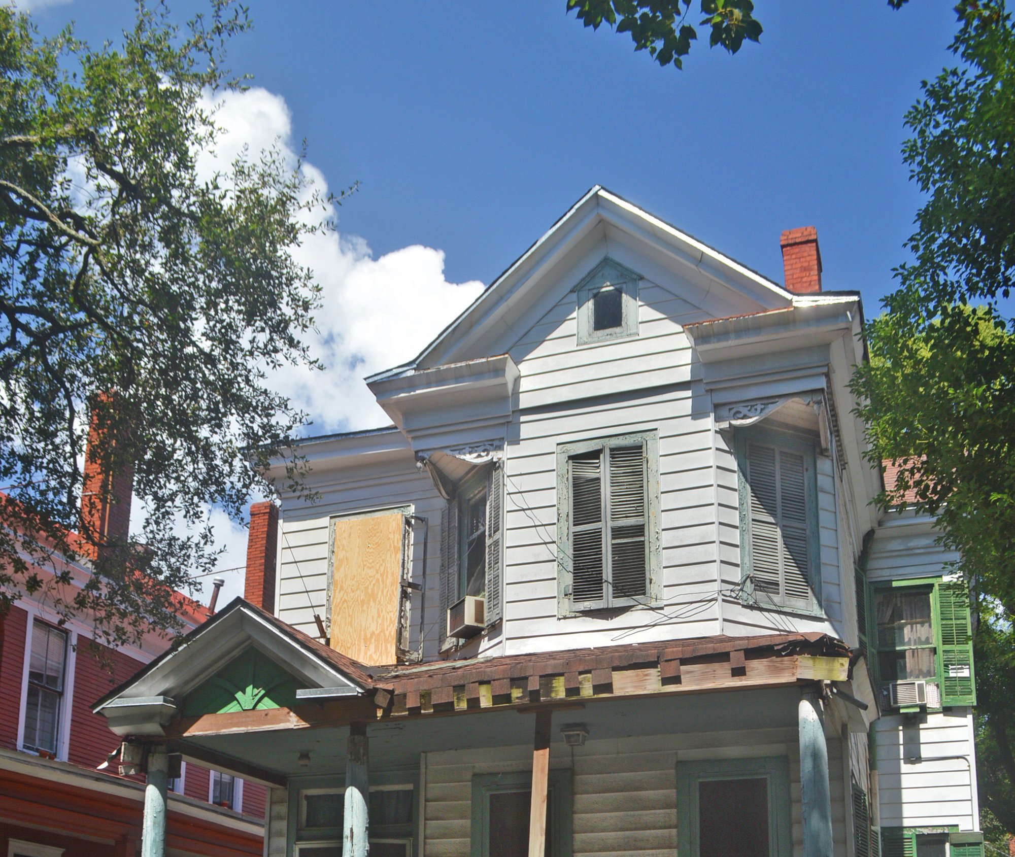 The Webb House - Thomas Square Streetcar Historic District