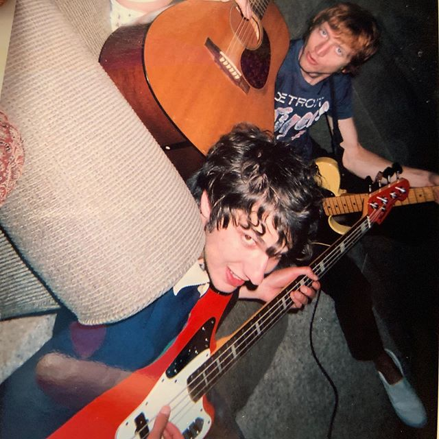 #tbt Vows' first demo session at the Sandoval manor in Fairfield, CA... Next shows: Thursday August 1 @sfeagle w/ @nobodys_babyband & @torreymusic  Friday August 2 @theindependentsf (@healing_potpourri ) w/ @drugdealer