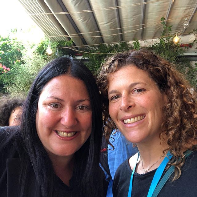 Thank you, @hillabrenner, for inviting me to #barclaysbankus and #techstars Demo Day in Tel Aviv, Israel. Incredible fintech startups on their way to success. Amazing community in TLV, many strong and smart female leaders.