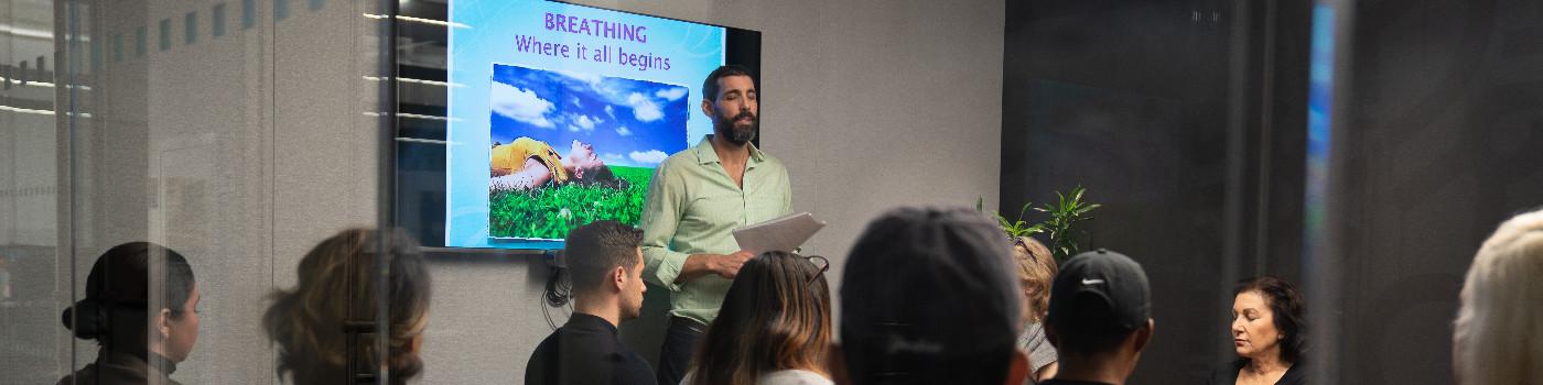 Speaker - Mindfulness Simplified
