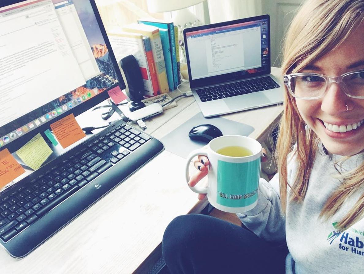 editor-desk