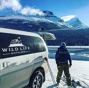The #WLDboys take a day to enjoy the mountains