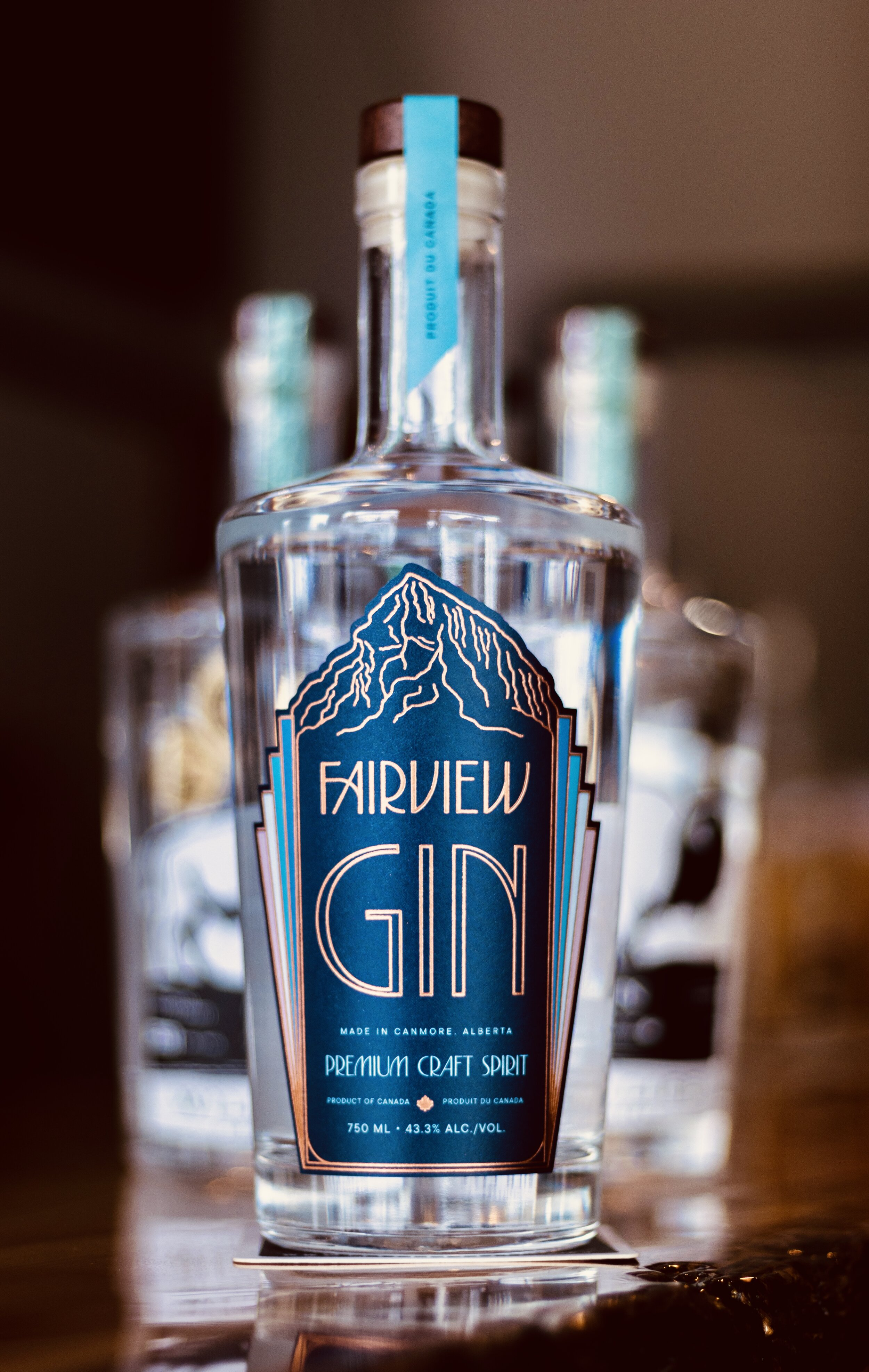 Fairview Gin - Released July 2019 (Beauty label eh?!)