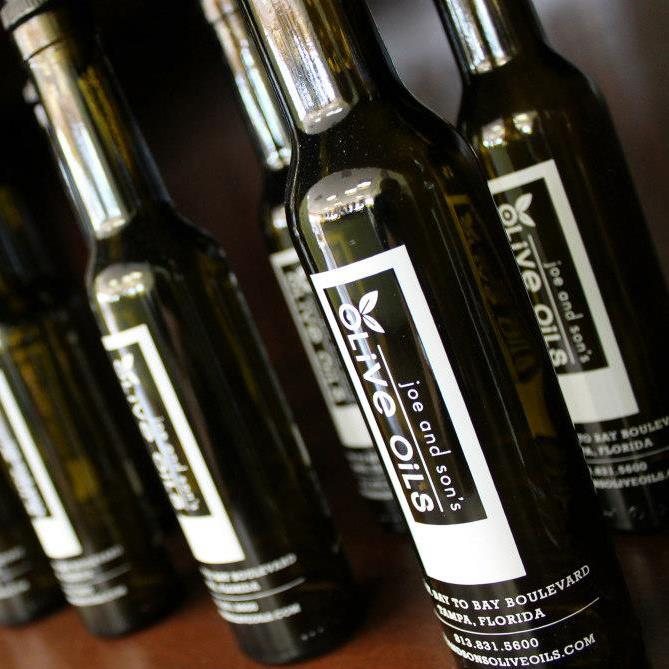 Ultra Premium Extra Virgin Olive Oils, Infused Olive Oils and Aged Balsamic Vinegars. Photo Credit: Joe and Sons Olive Oil