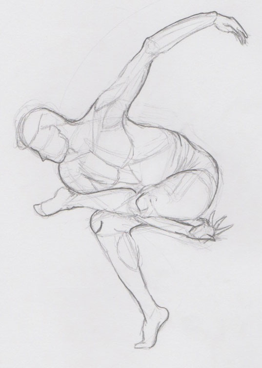 Male Dancer