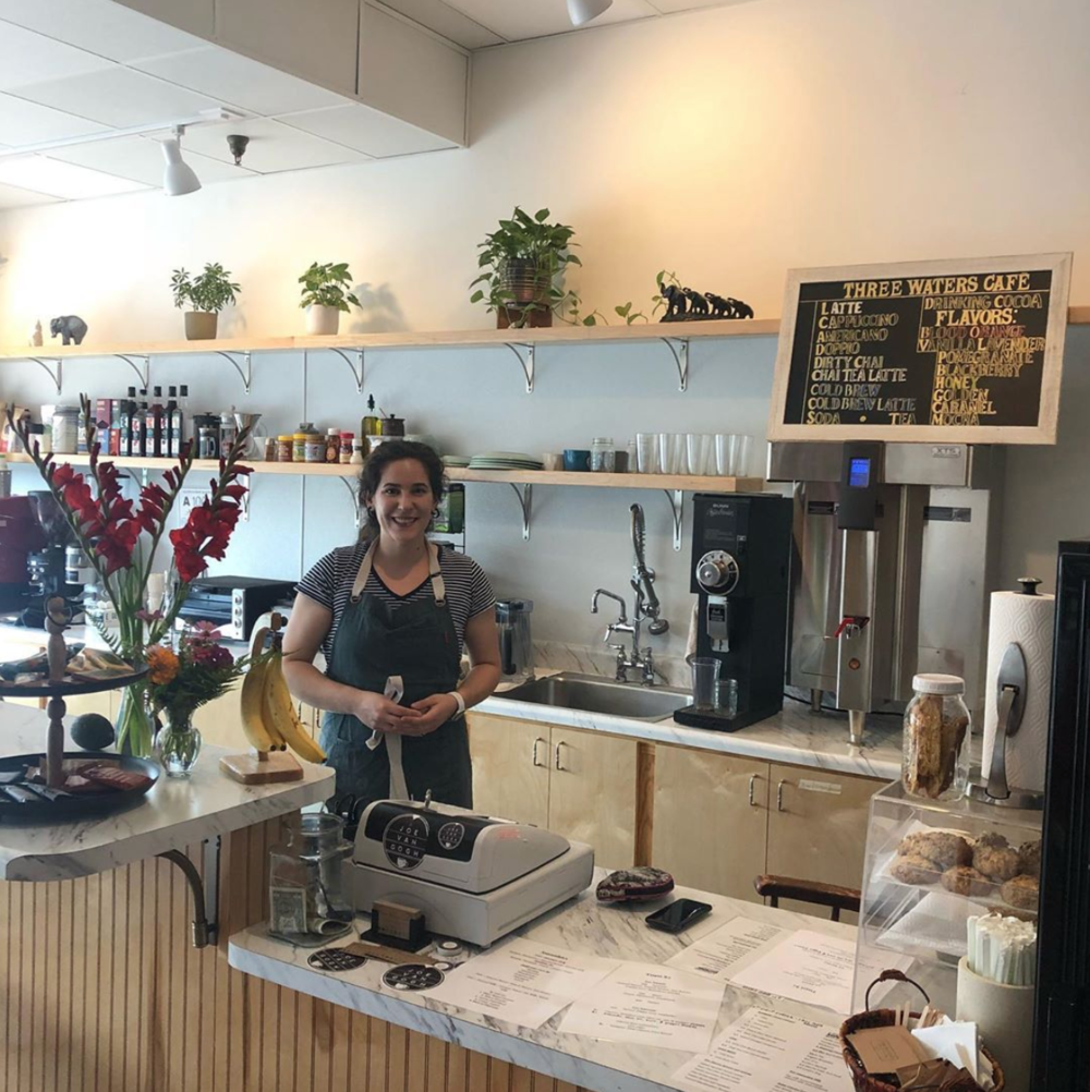 Liliana is excited to serve you something delicious!