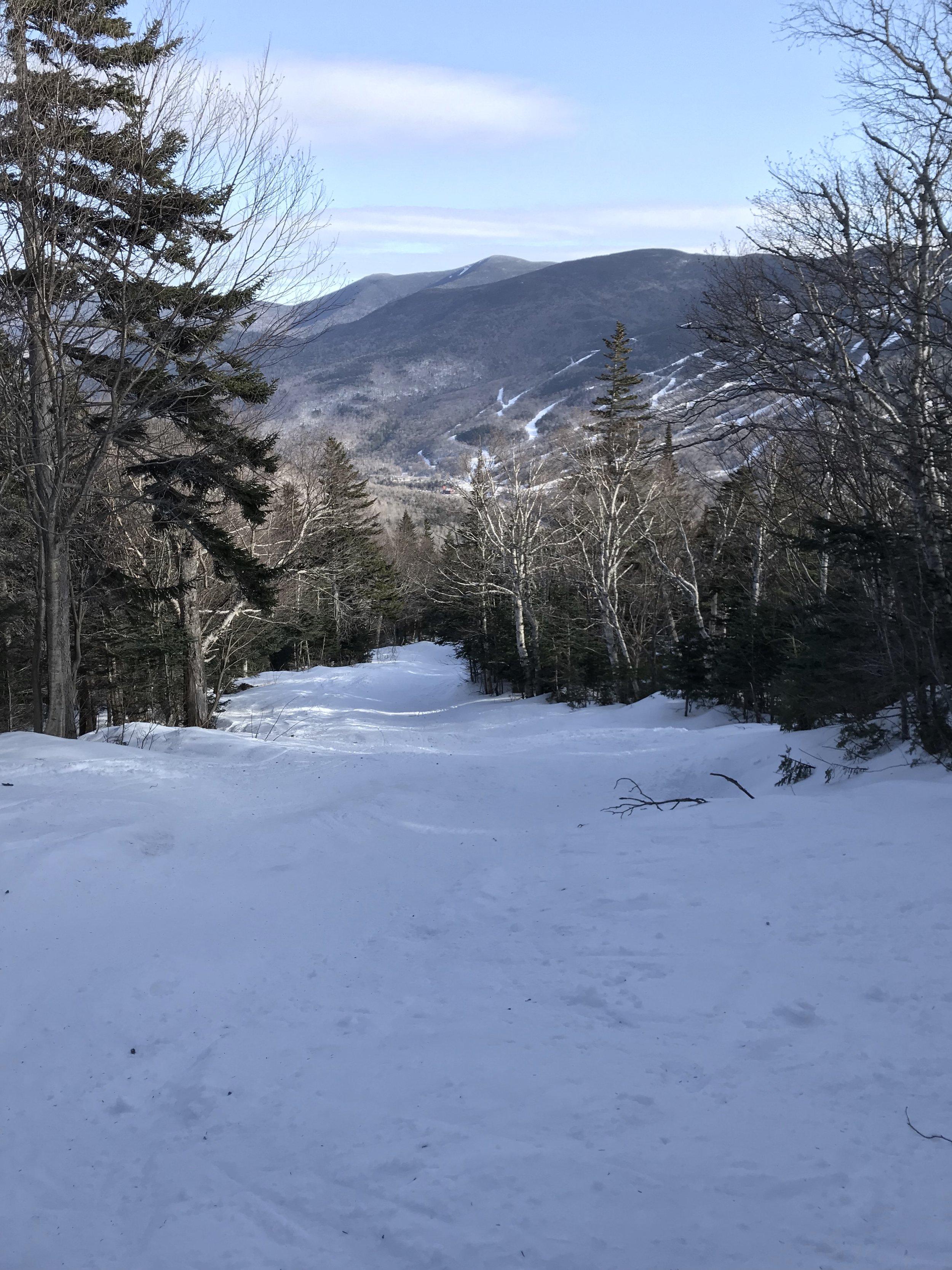 Sherburne Ski Trail 12/30/18