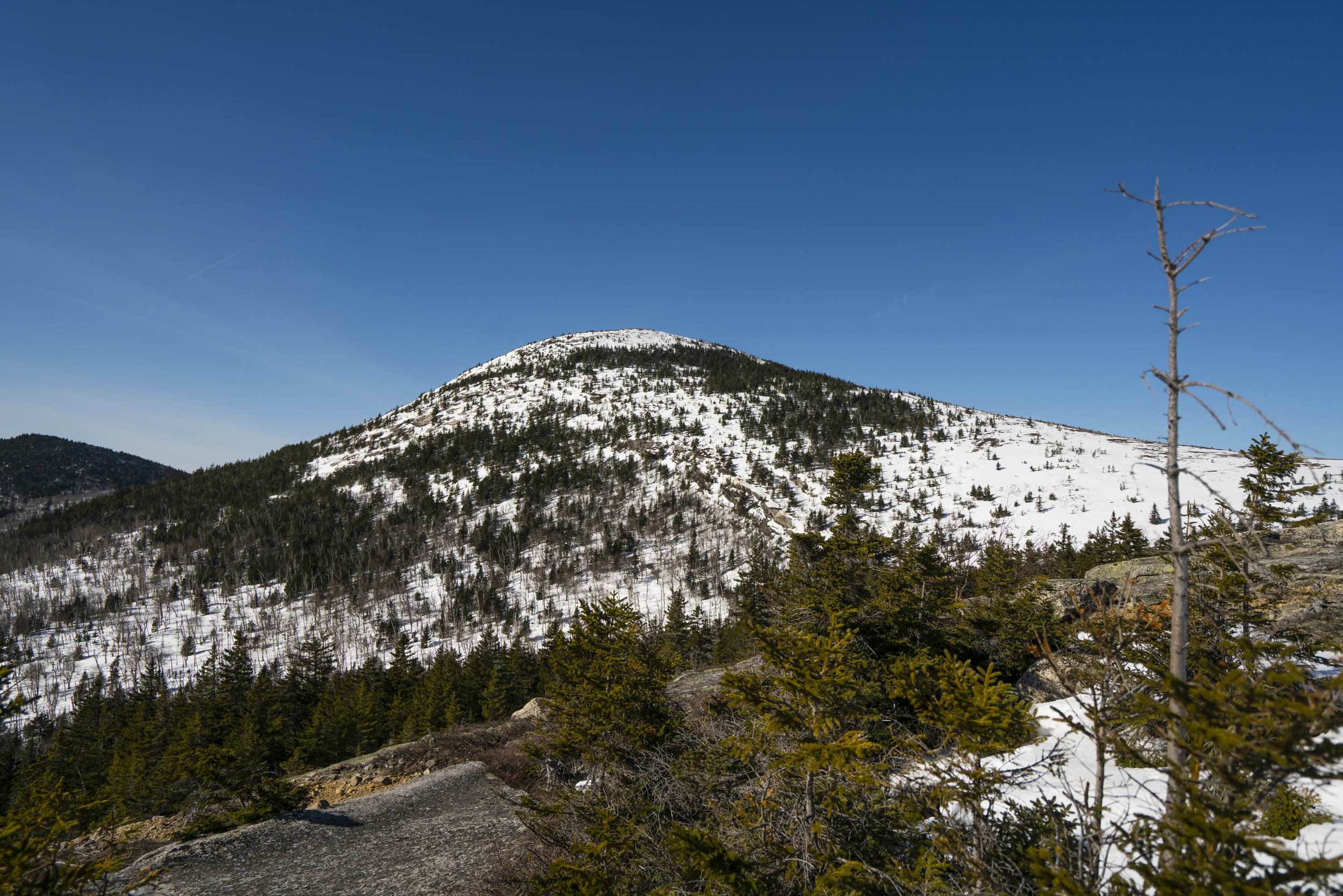 South Baldface as seen from Baldface Knob