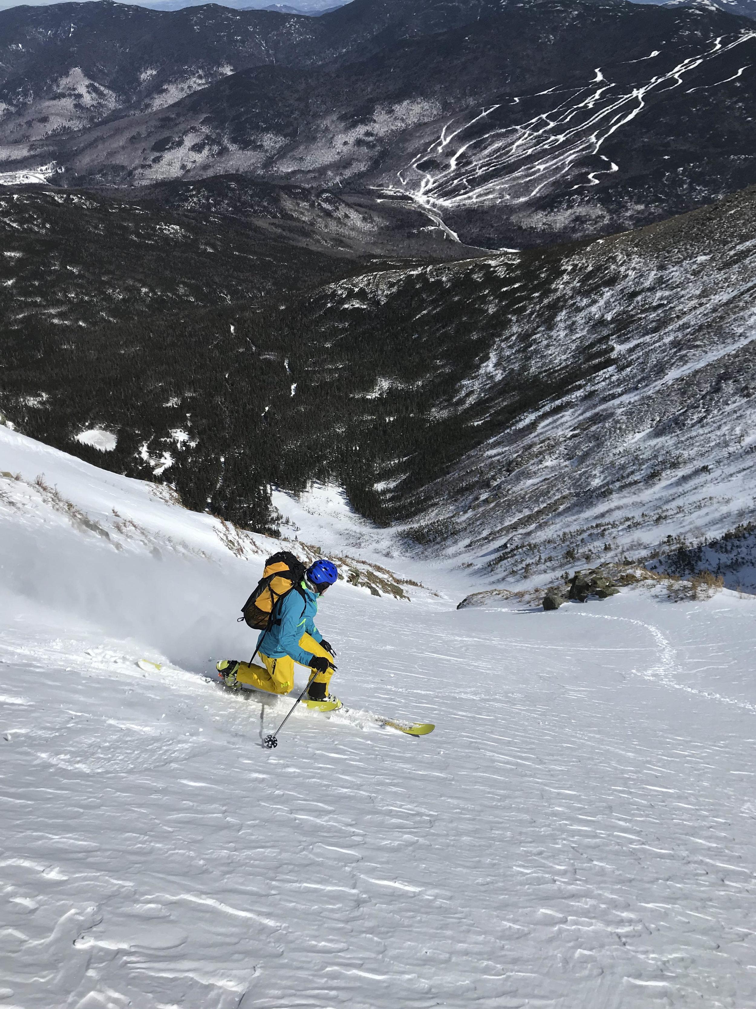 Skiing Hillman's Highway-1