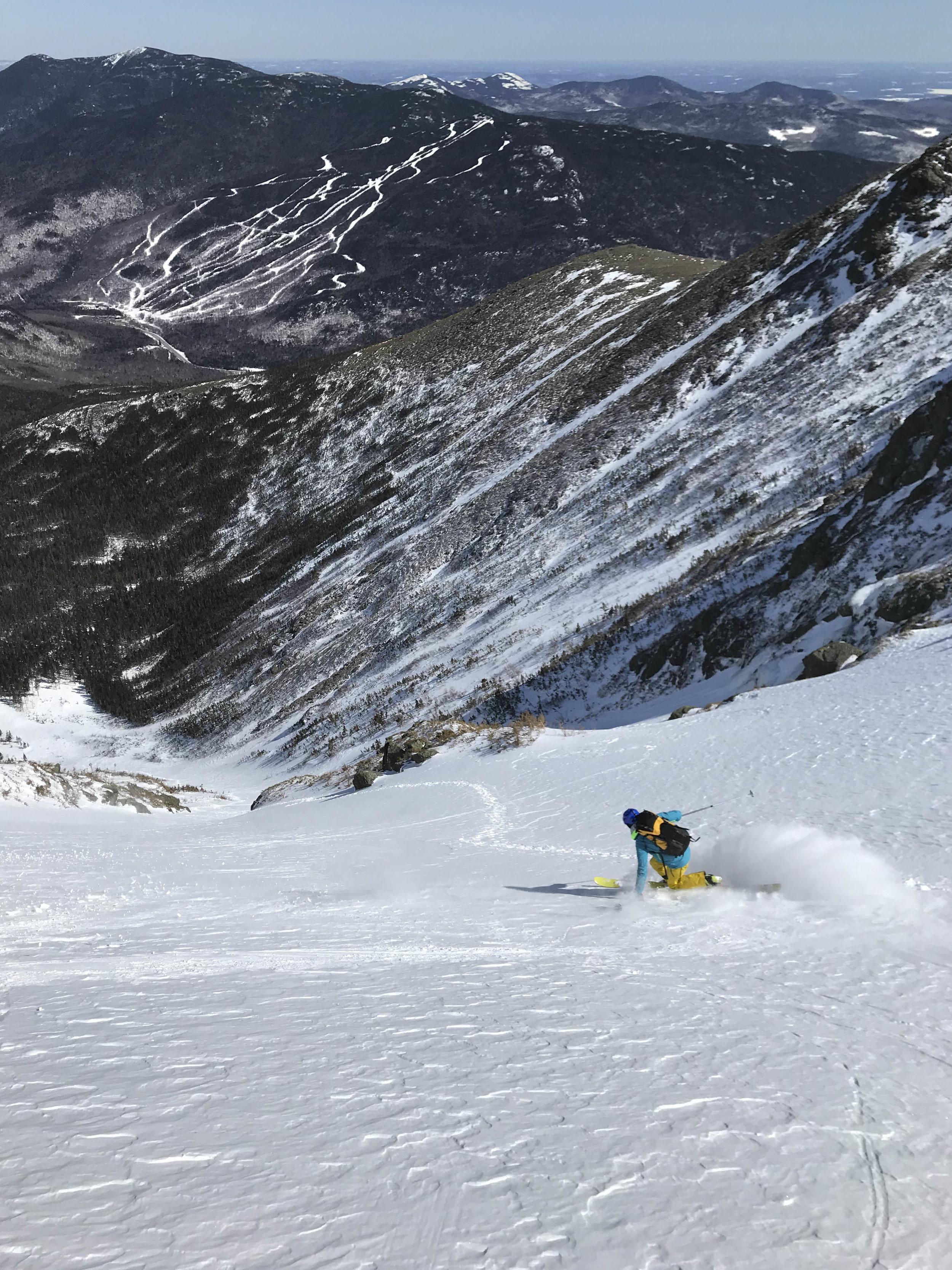 Skiing Hillman's Highway-2