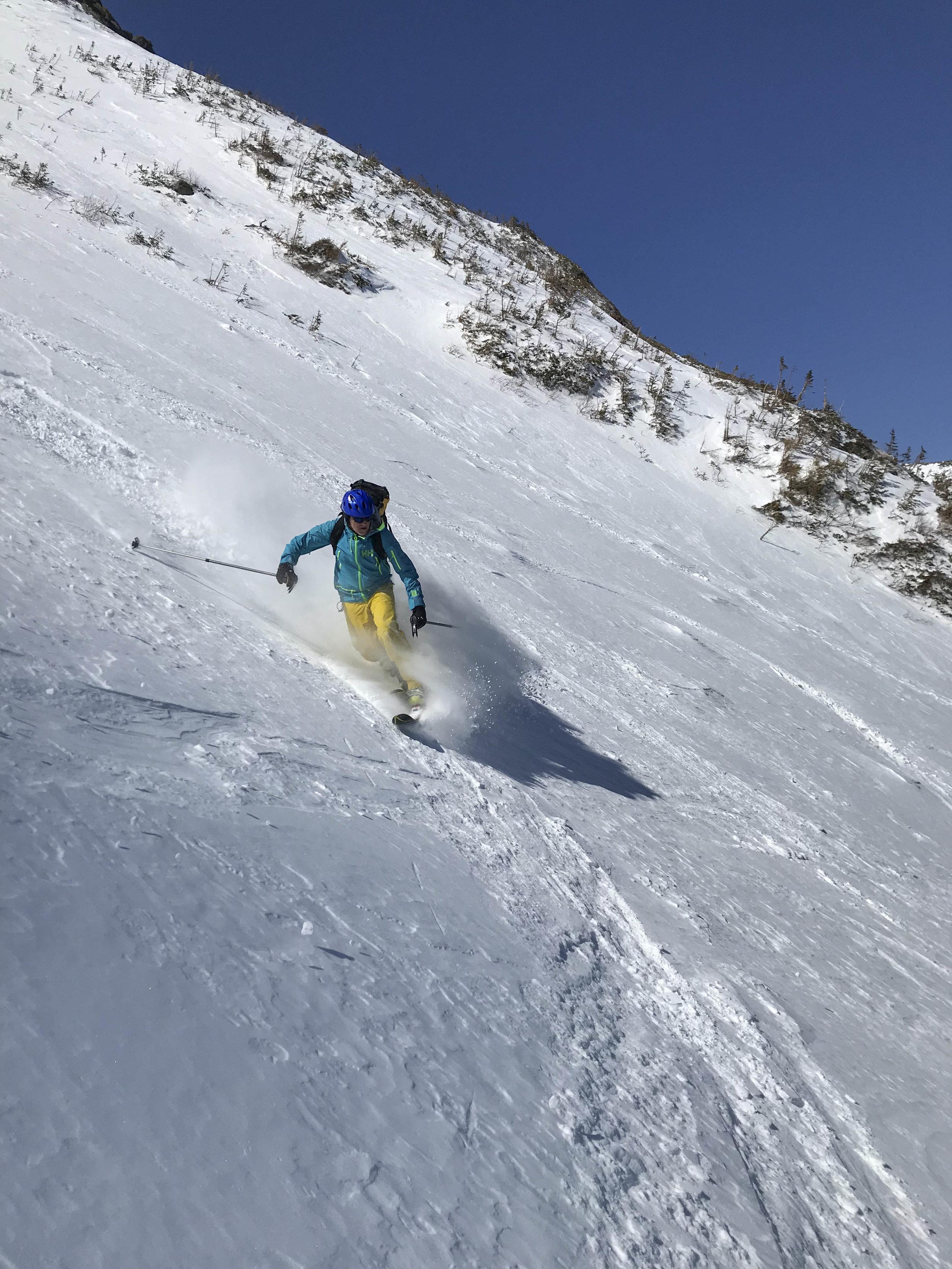 Skiing Hillman's Highway-3
