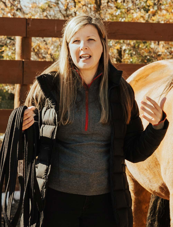 Erin Cutshall - Master Equus Coach