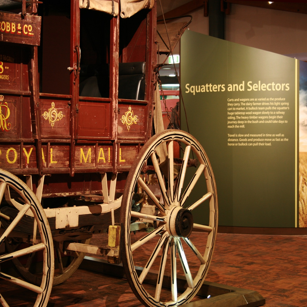 National Carriage Collection, Cobb & Co. Museum, Queensland