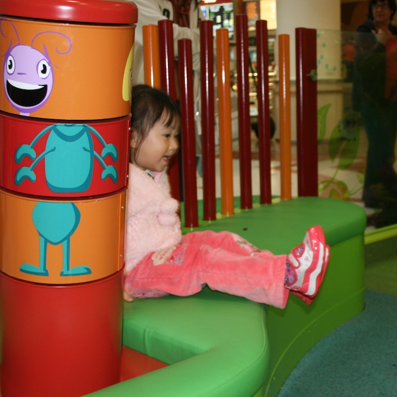 AMP Play Spaces, Macquarie Centre